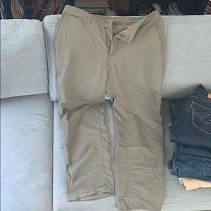 REI work pants